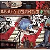 Badly Drawn Boy - Have You Fed The Fish (NEW CD)
