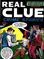 REAL CLUE COMICS GOLDEN AGE COLLECTION PDF ON CD