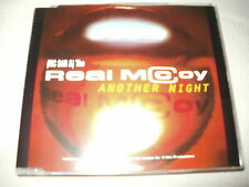 THE REAL MCCOY - ANOTHER NIGHT - CLASSIC DANCE CD SINGLE