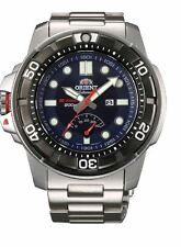 Orient SEL06001D Men's M-Force Beast Diver Power Reserve Automatic Watch