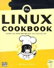 The Linux Cookbook by Mark Stutz Get Online, Message Chat Email Surf $29.95 New