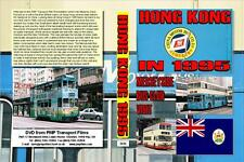2616. Hong Kong. Trams,Buses. China SAR. 1995. A Merseyside Bus Club visit filme