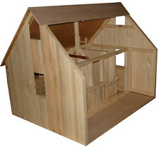 Wooden Barn -  Stable perfect for your Breyer Horses!