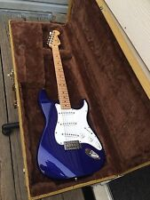 fender stratocaster 1999 Mim With Tweed Hard Case