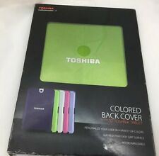 """Green Apple Toshiba Tablet Colored Back Cover 10"""" New"""