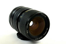 X973 - Tokina 28-70mm f/2.8-4.3 Canon FD Manual Focus Lens -Very Good