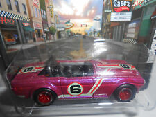 Hot Wheels Boulevard Series Triumph TR6 w/RRs