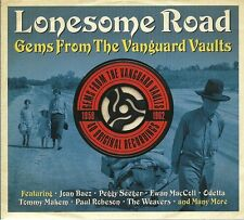 LONESOME ROAD GEMS FROM THE VANGUARD VAULTS - 2 CD BOX SET