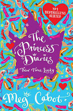 The Princess Diaries: Third Time Lucky by Meg Cabot (Paperback, 2001)