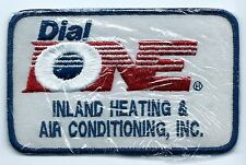 Dial One Inland Heating & Air Conditioning, Inc. employee 3x4-5/8 CA #1080