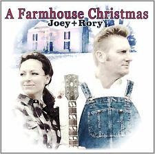 "Joey and Rory Feek Complete ""A Farmhouse Christmas"" Album CD All Tracks NEW!"