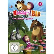 """MASCHA UND DER BÄR - 02/DAS """"MASCHA-SPEZIALE""""  DVD NEU"""