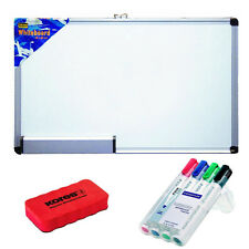 Idena Whiteboard Set Whiteboard 60x40 + Marker + Löscher