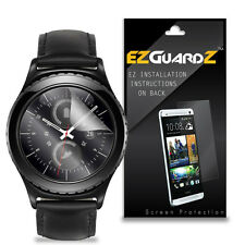 2X EZguardz Screen Protector Cover HD 2X For Samsung Gear S2 Classic Smartwatch