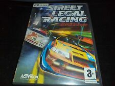 Street Legal Racing: Redline  pc game   rare