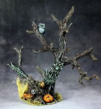 Halloween Tree Reaper Miniatures Dark Heaven Legends Aberration Monster Terrain