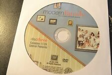 Modern Family Second Season 2 Disc 3 Replacement DVD Disc Only