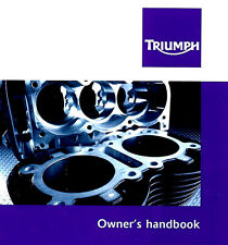 2006 TRIUMPH DAYTONA 675 MOTORCYCLE OWNERS MANUAL -TRIUMPH DAYTONA 675