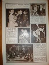 Photo article Taming of the Shrew Stratford UK 1954