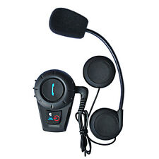 500m Bluetooth Interphone BT Motorcycle Helmet Intercom Communication Headset FM
