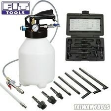 FIT 6L Pneumatic Air ATF Auto Transmission Fluid Extractor Dispenser Refill Pump