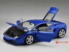 AUTOart 1:18 Lamborghini Gallardo LP560-4 Die Cast Model Blue