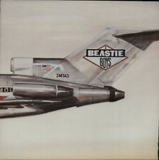 BEASTIE BOYS Licensed To Ill 1986 UK first issue vinyl LP EXCELLENT CONDITION  A