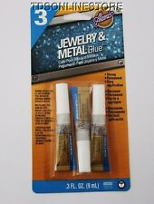 Aleen's Jewelry And Metal Glue 3 Pack Made In USA
