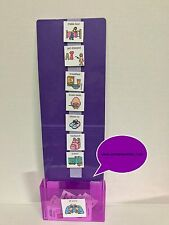 Girl Purple Home PECS Visual Schedule Support Kit Aprexia-Autism-Language-ADHD