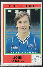 Panini Football 1985 Sticker - No 107 - Leicester City - John O'Neill