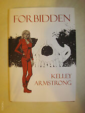 ***1st Printing*** Forbidden by Kelley Armstrong (NEW) Hardcover (Omens)