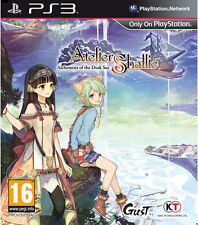 Sony PS3 Playstation 3 Spiel * Atelier Shallie: Alchemists of the Dusk Sea **NEU