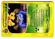PROMO POKEMON WINNER N° 7 DARK VENUSAUR