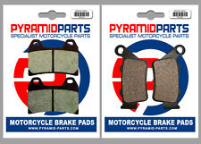 KTM SMC 625 2005 Front & Rear Brake Pads Full Set (2 Pairs)