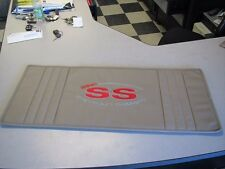 2002 35TH Anniversary Chevy Camaro SS Trophy Cargo Mat in Neutral Tan color NEW