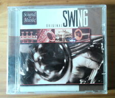 COMPILATION ORIGINAL SWING * SOUND OF MUSIC * CD NEUF SOUS BLISTER