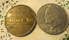 Commerative large/dollar size /heavy medal/Token /Holt #196