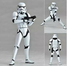 "New Star Wars Sci-fi Kaiyodo Revo Revoltech Stormtrooper 6"" Action Figure Toys"