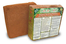 5 X 5kg Bricks (55.5 LBS.) Coconut Coir Coco Coir Soil Amendment Growing Medium