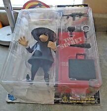 MAD MAGAZINE BLACK SPY vs. SPY ACTION FIGURE 1998 DC DIRECT Open Package