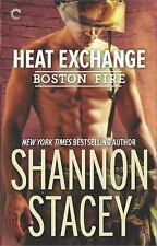 Boston Fire: Heat Exchange 1 by Shannon Stacey (2015, Paperback BOOK)