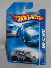 Hot Wheels 2007 All Stars #141 Shift Kicker Flat Gray w/ 5SPs & SKs