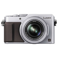 Panasonic Lumix DMC-LX100 Digital Camera 12.8MP Built-In Wi-Fi/NFC Silver NEW
