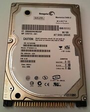 Seagate 80Gb IDE 2.5in Laptop Hard Disk Drive ST9808211A 9W3233-020