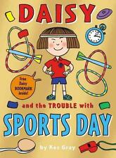 Daisy and the Trouble with Sports Day von Kes Gray (2014, Taschenbuch)