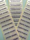 Package Deal -50 Printed Name IRON-ON + 50 Peel & Stick Labels/Tapes/School Tags
