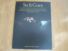 So It Goes Magazine Issue 3 Vol 1 2014, Imogen Poots,Collian Murphy,Wes Anderson