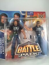 Scott Hall Kevin Nash NWO Outsiders Action Figure Set 36 WWE Battle Pack Mattel
