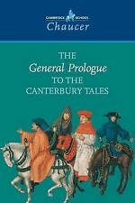 The General Prologue to the Canterbury Tales by Geoffrey Chaucer (Paperback,...