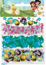 Disney Tinkerbell Birthday Confetti Decorations favors bag Fillers Party Supply